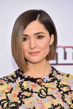 Beauty Showdown: Who Had the Best Hair and Makeup Look This Week? // Rose Byrne