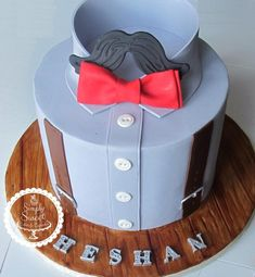 A cake for a real Gentlemen