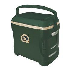 Igloo Sportsman 30 Hunter Green - Cooler Cool Box