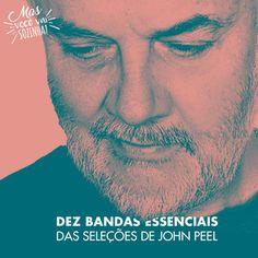 Dez bandas essenciais das seleções de John Peel, a playlist by Globo Livros on Spotify