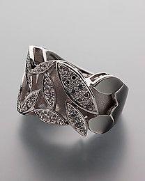 Pfeffinger Ring im Blatt-Design