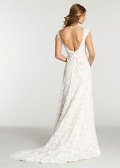 Bridal Gowns, Wedding Dresses by Ti Adora - Style 7558
