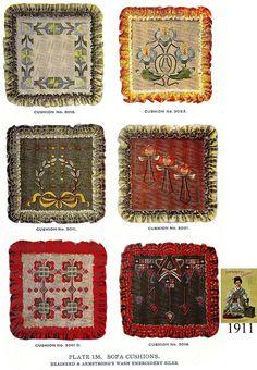 Brainerd & Armstrong 156- 1911 | Embroiderist | Flickr
