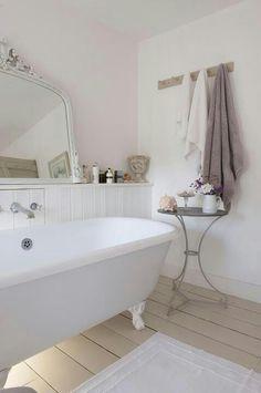 Shabby style bathroom♡