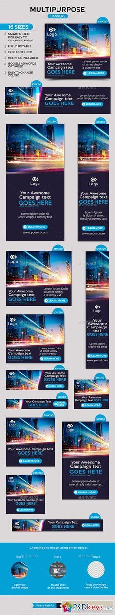 Multipurpose Banners 11069363