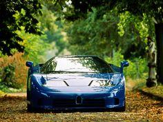 Bugatti EB110 GT Prototype '1991 #Bugatti #fast #cars