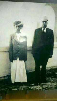 An old photo of HM Sultan Qaboos bin Said ( Sultan of Oman )