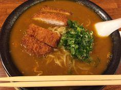 かつカレーラーメン©摂理ブログ