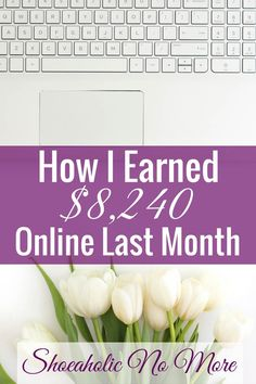 Wow! I never knew you could earn so much money online. I can't wait to try out…