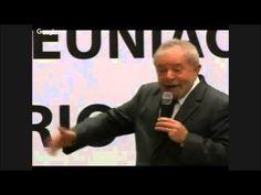 Lula faz análise da conjuntura em congresso do PT