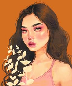 You guys are always asking if ___ drawing is so expect a lot of this week. 😬 who else do you guys want me to draw? Kunst Inspo, Art Inspo, Love Drawings, Art Drawings, Arte Gcse, Art And Illustration, Illustrations, Digital Art Girl, Girl Sketch