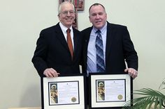 Dennis McCormack, Patrick Moore, and Eric Winogradoff: Our February 2015 Hudson Valley Heroes, the men of St. Joseph at St. Columba Roman Catholic Church, came to the rescue of refugee children in need