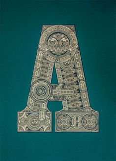 Typeverything.com - The Illustrated Letter Project...