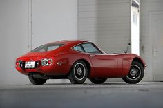 TOYOTA2000GT/Picked up by CGchips. 2D,3DCG tutorials and 3Dprinter news site. http://cgchips.com/