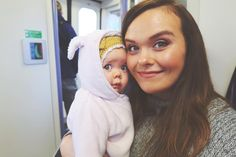 I'm being a sentimental mama and documenting Day's first train journey. We are off to visit Dada and our colleagues. As you can see Daisy isn't sure what to think of trains. Or drunk Christmas market goers.  . . .  #motherhoodthroughinstagram #thatsdarling #motherhoodalive #myhappycapture #littlefierceones #littlestoriesofmylife #letthembelittle #kidsforreal #cameramama #thehappynow #pixel_kids #our_everyday_memories #letthekids #babiesofig #babygirl #dailycute #sevenmonthsold #babies #bubba…