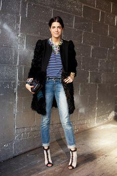 J u n e J o o n J a x x: The Style of : Leandra Medine