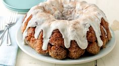 Cookies for breakfast? Yes, please! No one can resist this five-ingredient cinnamon-sugary monkey bread.
