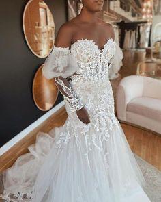 33 Off The Shoulder Wedding Dresses To See And Fall In Love ❤ off the shoulder wedding dresses mermaid with sleeves sweetheart neckline enzoani #weddingforward #wedding #bride #weddingoutfit #bridaloutfit #weddinggown