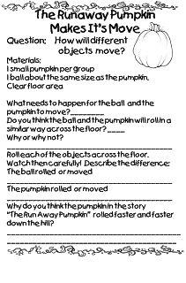 Runaway Pumpkin Unit