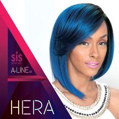 Zury Sis A Line Wig - H Hera