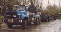DAF NTT 3300 6x6 truck/sarens | by booandarrow