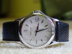 Classic Patek - 5107 - Just clean and simply beautiful