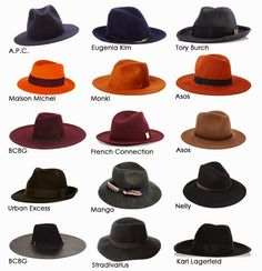 FALL ESSENTIALS: THE FEDORA HAT by www.Fashion-with-Style.com  #fedora #fashion…