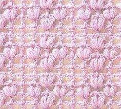 Patrón #899: Punto Calado a Crochet #ctejidas http://blgs.co/uCJnEo