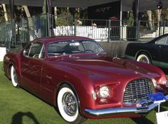 1952 Chrysler D'elegance Concept Car
