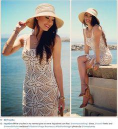 Vestido moda praia