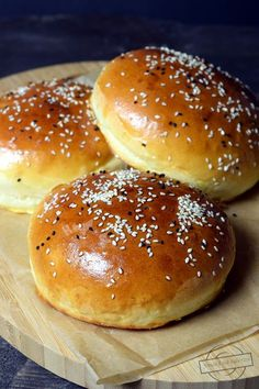 Domowe burgery – Smaki na talerzu Galette, Pain, Food, Breads, Recipes, Thermomix, Bread Rolls, Essen, Eten