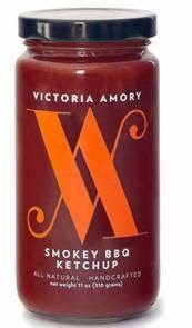 During the summer months it seems like my family consumes a lot of ketchup.  http://www.freeandforme.org/2014/07/victoria-amory-recipe-using-smokey-bbq.html