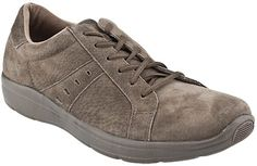 Propet Nollie Shoes (Gunsmoke) $55.  Machine Washable Suede & Backed by the world-famous Propet 1,000 mile guarantee!