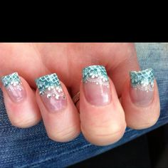I have the stamps to do these nails!!! Ahh I know what I'm doing tonight.