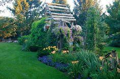 fence plantings | visit conradartglassgardens blogspot com