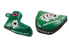 Are new covers for your putters in the cards? Odyssey Golf hopes so.
