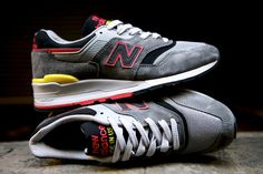 New Balance 997 (Authors Pack) - Sneaker Freaker 5a4a9ff030