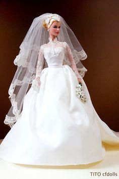 "Barbie Grace Kelly ""The Bride"""