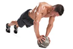 10-Minute Chest and Tri Workout | Men's Fitness