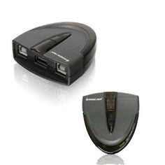 IOGear 2 Port USB 2.0 Auto.printer Sw GUB231 https://foxgatemarketing.com/product/iogear-2-port-usb-2-0-auto-printer-sw-gub231/ 2-Port USB 2.0 Automatic Printer Switch IOGEAR's USB 2.0 Automatic Printer Switch allows two PCs and / or Macs to share one printer or multi-function printer. Simply submit a print job and the printer automatically* switches to the preferred computer. The switch also enables two computers to easily share one external hard drive scanner or any USB dev