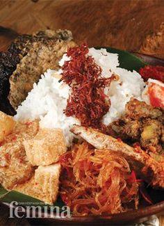 Nasi Serpang Femina
