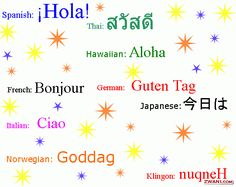 29 best hello different languages images on pinterest different be able to say hello in 50 languages hello in heavendifferent m4hsunfo