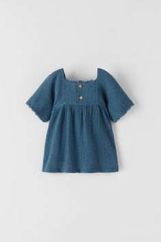 Little Girl Outfits, Kids Outfits, Cute Outfits, Zara Dresses, Girls Dresses, Zara Kids, Polka Dot Print, Dot Dress, Kids Wear