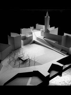 Concorso Di Progettazione Per Il Riassetto Urbanistico E Funzionale Di Piazza Garibaldi - Cantù