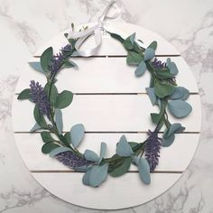 This crown is made from eucalyptus greenery and lavender sprigs. Its perfect for photo shoots, music festivals, birthdays, weddings (brides/bridesmaids/flower girls), holidays, and any other type of celebration. Flower crowns are fun and definitely make a statement! DETAILS - The