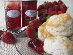 Minnie's Strawberry Jelly
