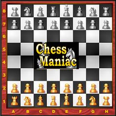 play chess against computer maniac