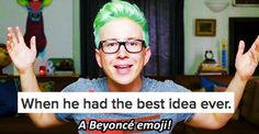 15 Times Tyler Oakley Was The Most Relatable YouTuber