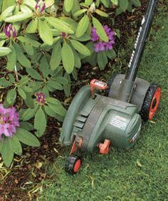 how to edge a lawn tools workshop bob vila s picks pinterest