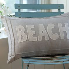 I pinned this Beach Pillow from the Taylor Linens event at Joss and Main!